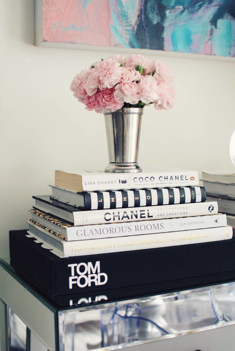 Favorite Coffee Table Books - The Pink Dream