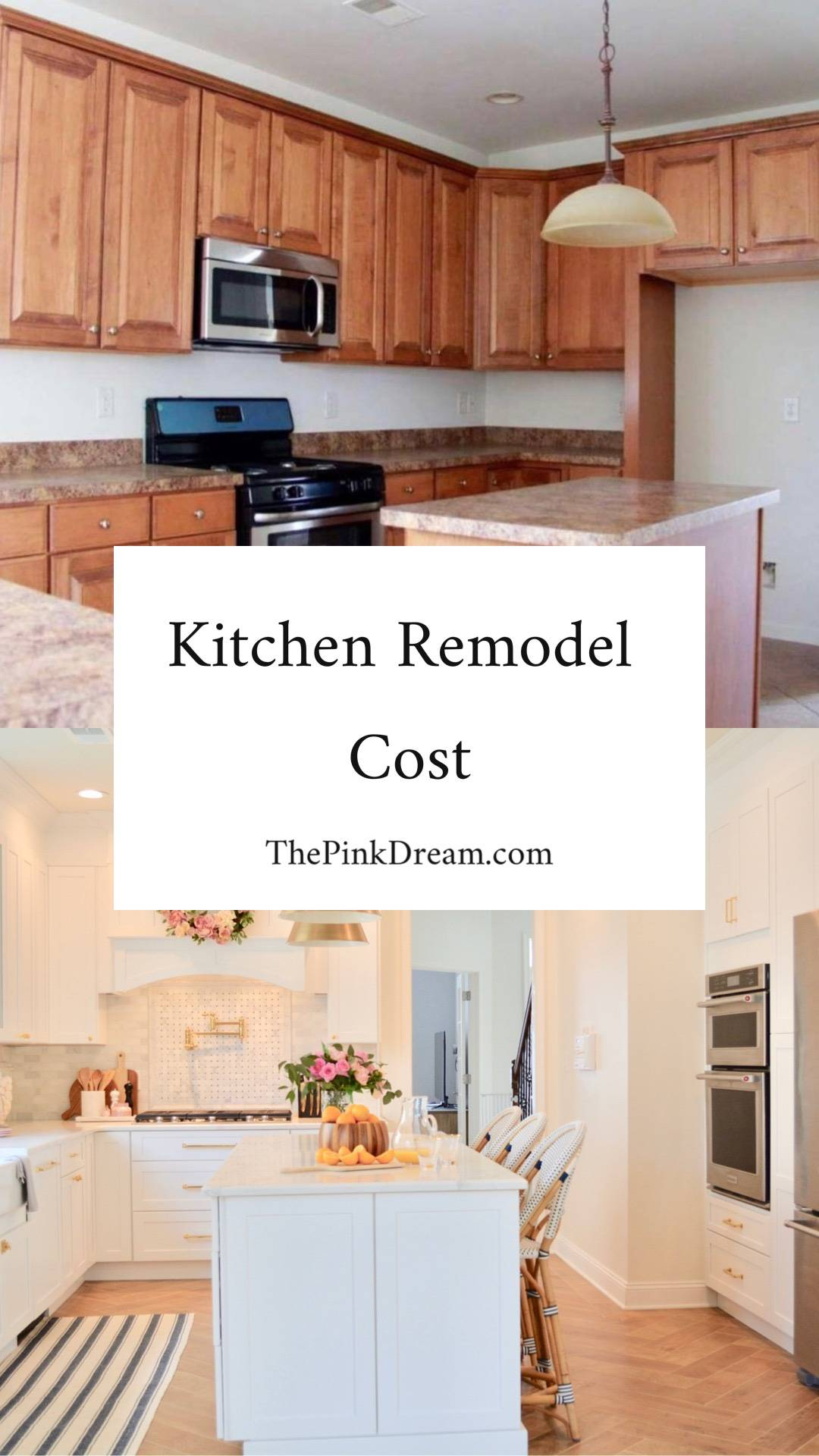Our Kitchen Renovation Cost Breakdown + Where to Save