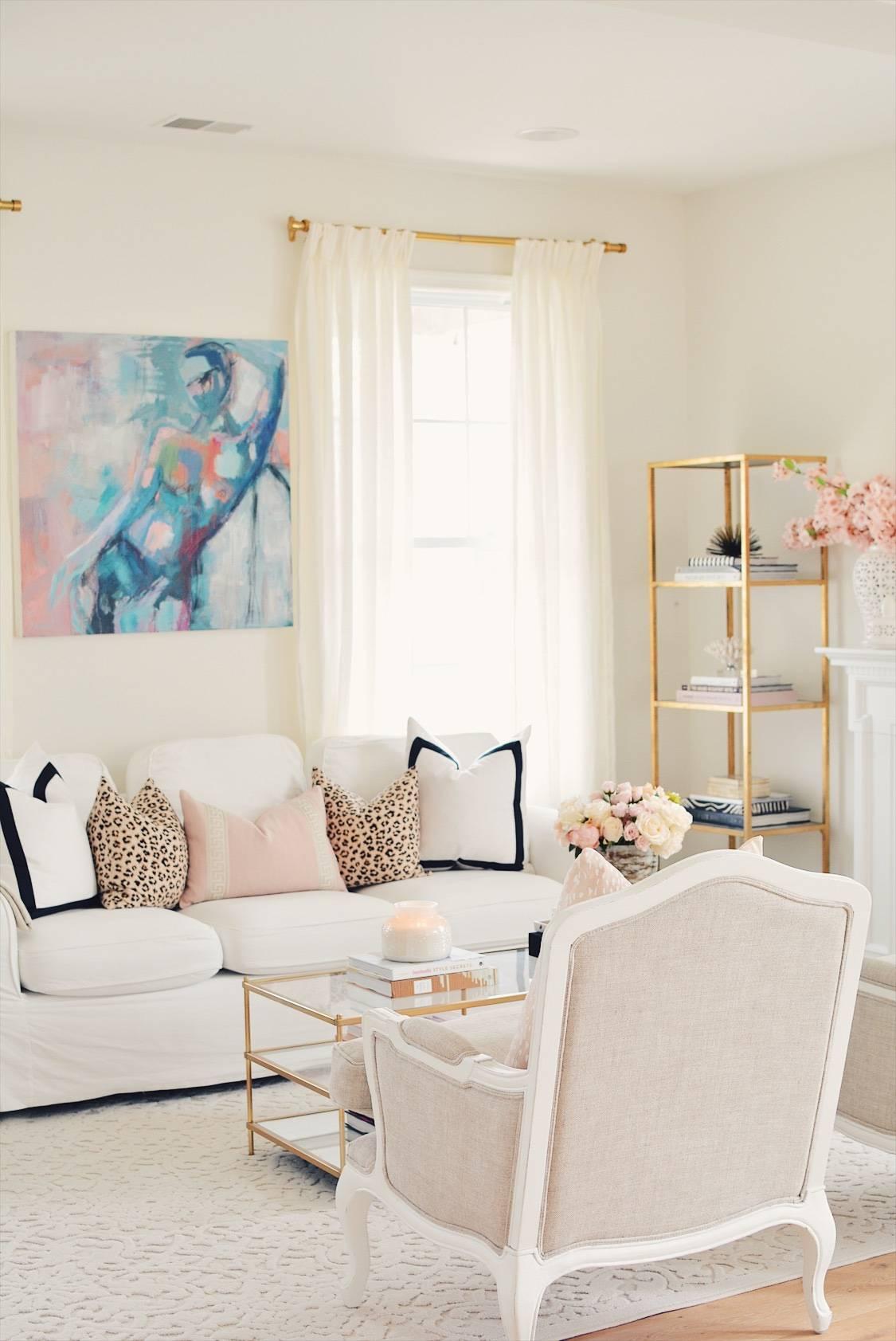 Elegant Living Rooms: Living Room Arrangement Ideas: Elegant Formal Living Room