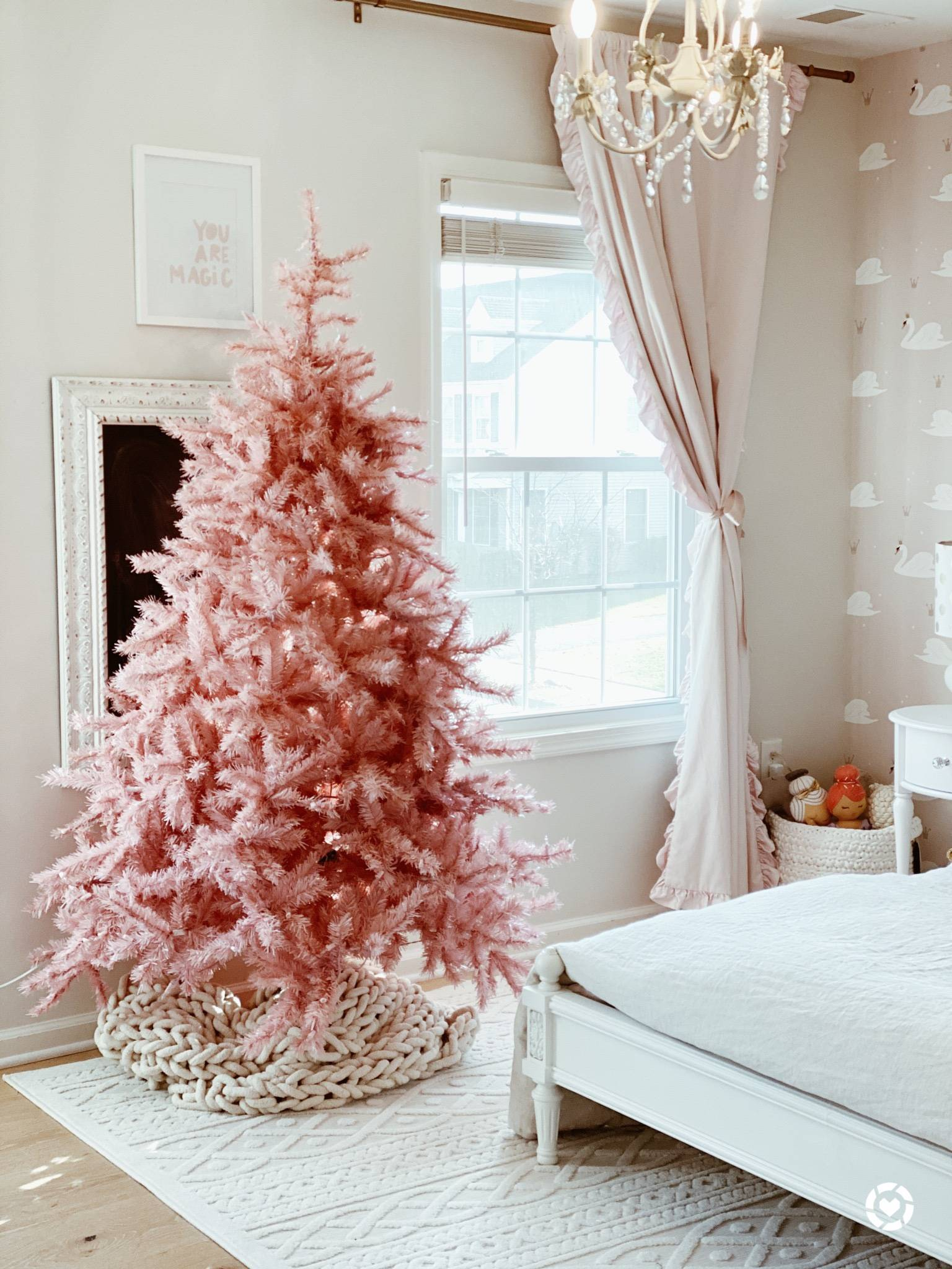 The Best Pink Christmas Trees For The Pink Lovers The Pink Dream